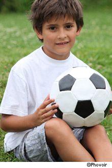 Contre le surpoids des enfants, le sport c'est fort !
