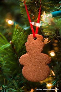 Kathie Cooks...: Scented Ornaments