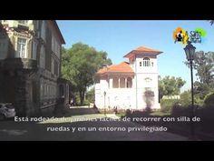 Buçaco y Mealhada con silla de ruedas, otros dos lugares que conocí en Portugal el pasado septiembre 2011