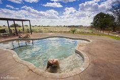 Kalahari Anib Lodge, Namibia