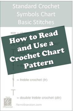 crochet stuff, how to read crochet patterns, crocheting patterns, crochet lessons, how to read a crochet chart, basics of crochet, reading crochet pattern, basic crochet patterns, crochet charts