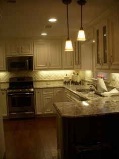 granit design, idea, chocolates, traditional kitchens, chocolate brown, houston, briarbend remodel, homes, kitchen remodel