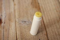beeswax chapstick