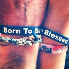 You were born to be blessed!