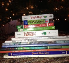 24 must have Christmas books