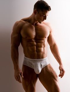 Jessie Godderz, Big Brother Contestant/Fitness Model, photo by Pat Lee, 2008