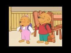 The Berenstain Bears - Go To School (part 2)