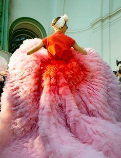 Chanel 2014 via Vogue