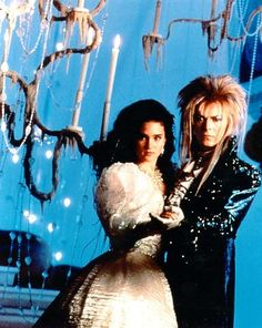 film, costum, masquerade ball, balls, backgrounds, bubbles, labyrinth, childhood, david bowie