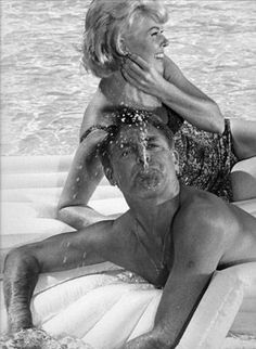 Cary Grant and Doris Day :)