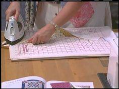 Double Pinwheel Quilt, part 1