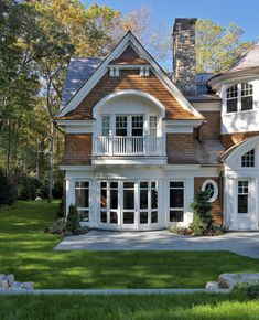 Cantilever Fever On Pinterest Traditional Exterior Copper Roof And