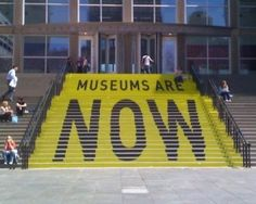 museums are now