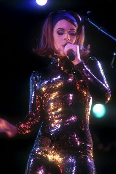 Lady Miss Kier, Dee-Lite. I loved her hair.