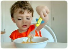 Fussy Eaters - Top Ten Foods for Fussy Eaters