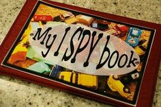 "From Spot It to Where's Waldo, kids love I Spy-type activities! Make your custom I Spy books with these simple instructions. The best part is you can change out the pages at will. These visual discrimination activities are super-prep for distinguishing small details just like the ones kids need to notice when they are learning to tell a ""b"" from a ""d""!"