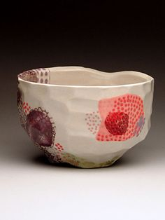 Grace Sheese Bowl at MudFire Gallery