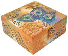 Anuschka Watch / Jewelry Box.