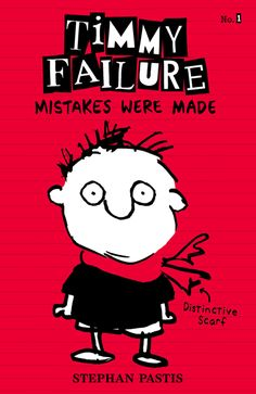 Timmy Failure: Mistakes Were Made by Stephan Pastis. Gr 3-6  Timmy may think he's the operator of the best detective agency around, but if it wasn't for his sidekick—a 1,500-pound polar bear—he wouldn't get anything done right.—Marie Drucker, Malverne Public Library, NY #sljbookhook