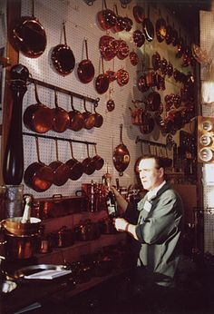 E. Dehillerin...Paris' legendary cookware store. one of the best stores in all of paris!! xx