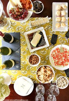 Host a wine tasting happy hour with the girls — Celebrations at Home