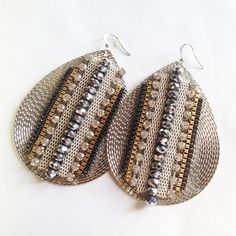 Costa Do Marfim Earrings $16 #CoteDIvoire #PassportToStyle