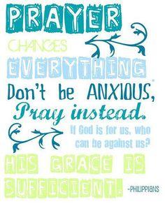 prayer.. it works