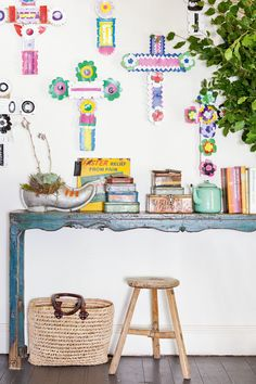 Lucy Fenton's home via inside out