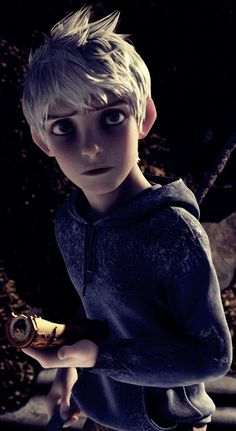 Jack Frost <3 My new cartoon crush!! Love you Jack Frost (not joking either)