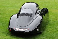 Porsche Type 64 – Berlin Rome 1939