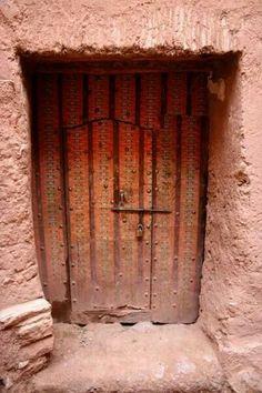 En Marruecos.