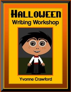 Halloween Writing Workshop is a fun way to introduce Halloween vocabulary to your students while helping them increase their language skills.