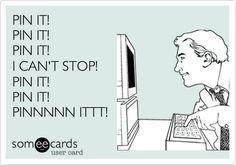 PIN IT! lol   #Pinterest #pin #humor #quotes #lol