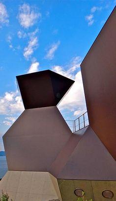 Toyo Ito,  Museum of Architecture
