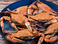 Baltimore: When did you ever turn down Maryland crabs?