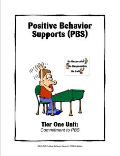Positive Behavior Support #PBS