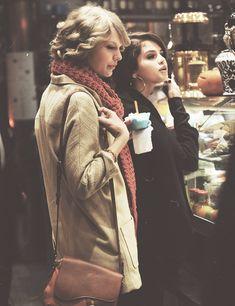 Taylor Swift and Selena Gomez- love them