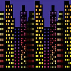 Cityscape Backdrop for only $15