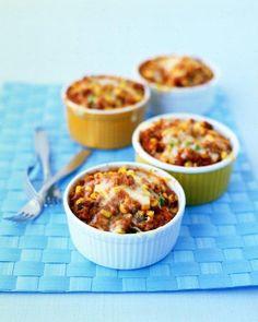 Tamale Pies Recipe