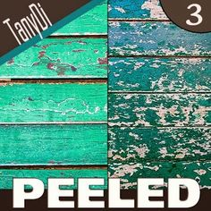 Peeled Wood Textures | GraphicRiver | Creative Graphic Resources