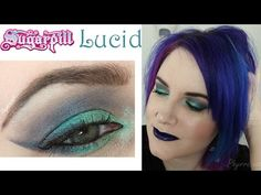 Sugarpill Lucid Tutorial   Phyrra - Beauty for the Bold