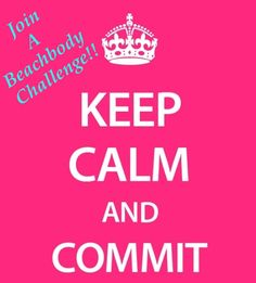 Tired or being tired? Want to slim down once and for all? Want a group of motivational people and a coach to be with you every step of the way? Challenge yourself with a Beachbody challenge!
