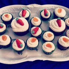 carrot cupcak, cupcak 08082012