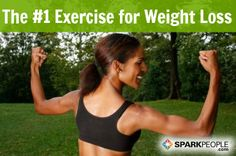 The Single Best Exercise for Weight Loss
