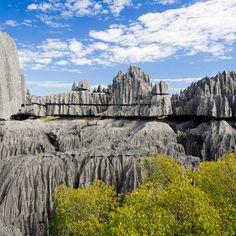 Tsingy de Bemaraha National Park, Madagascar