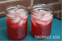 Adult Raspberry Pink Lemonade