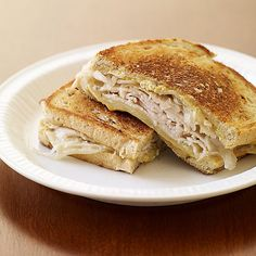 Weight Watchers Turkey Reuben: 5 Points+