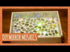 DIY Mirror Mosaics - HGTV Handmade