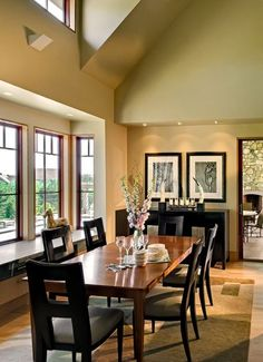 Cucina e sala da pranzo on pinterest dining rooms for Living room decorating ideas earth tones