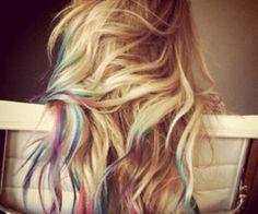mermaid hair